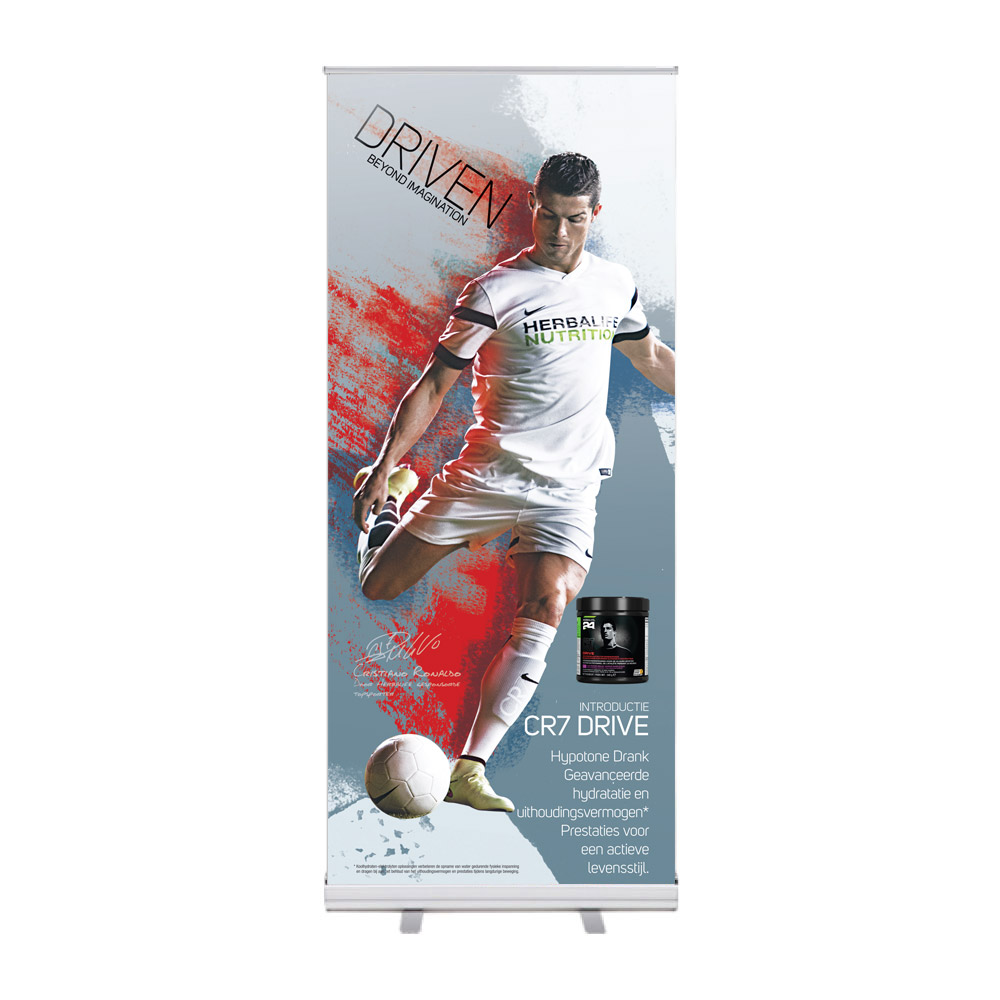 "Roll-Up ""Herbalife CR7 2"""