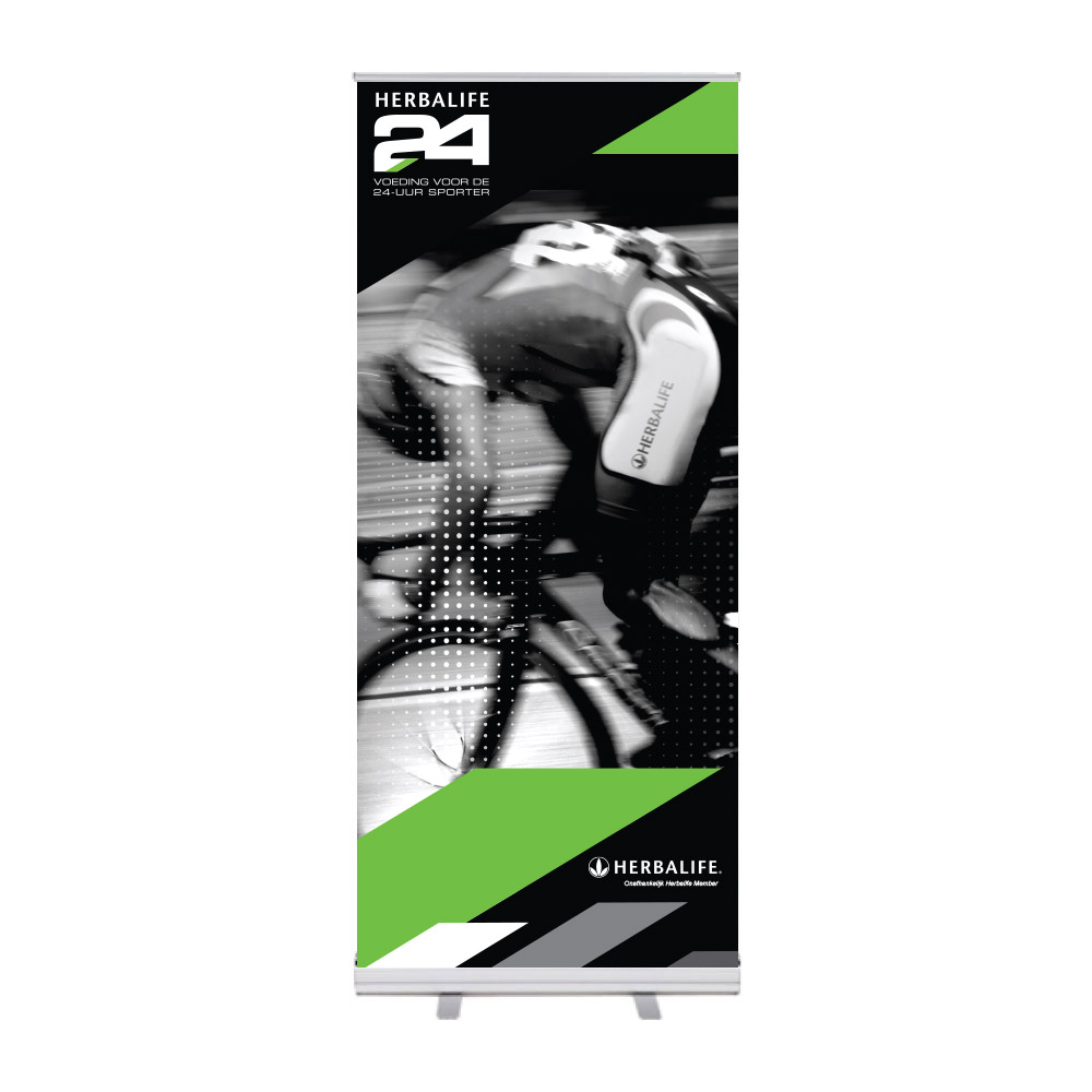 "Roll-Up ""Herbalife 24 HIDS Cycle"""
