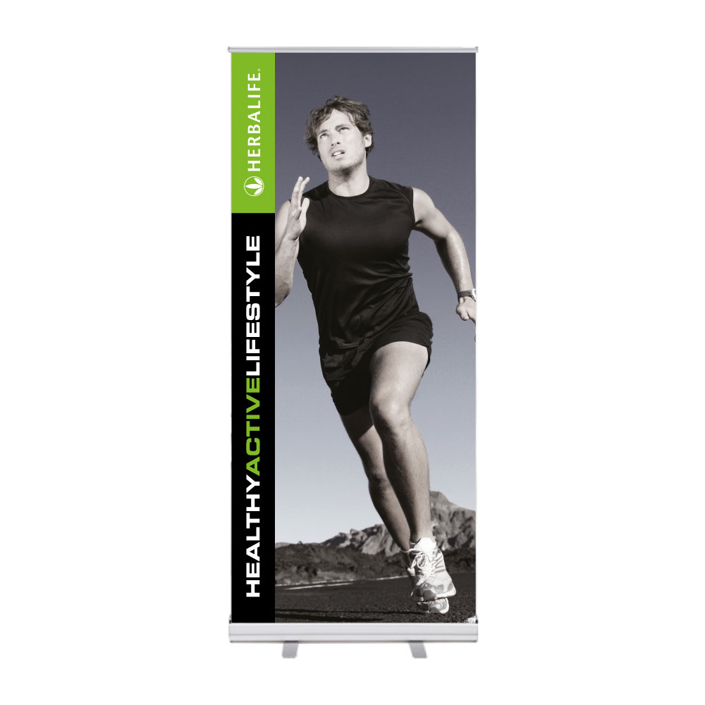 "Roll-Up ""Herbalife HAL Run"""