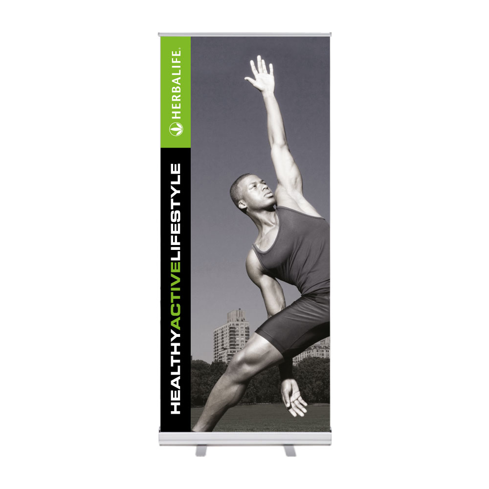 "Roll-Up ""Herbalife HAL Stretch 2"""