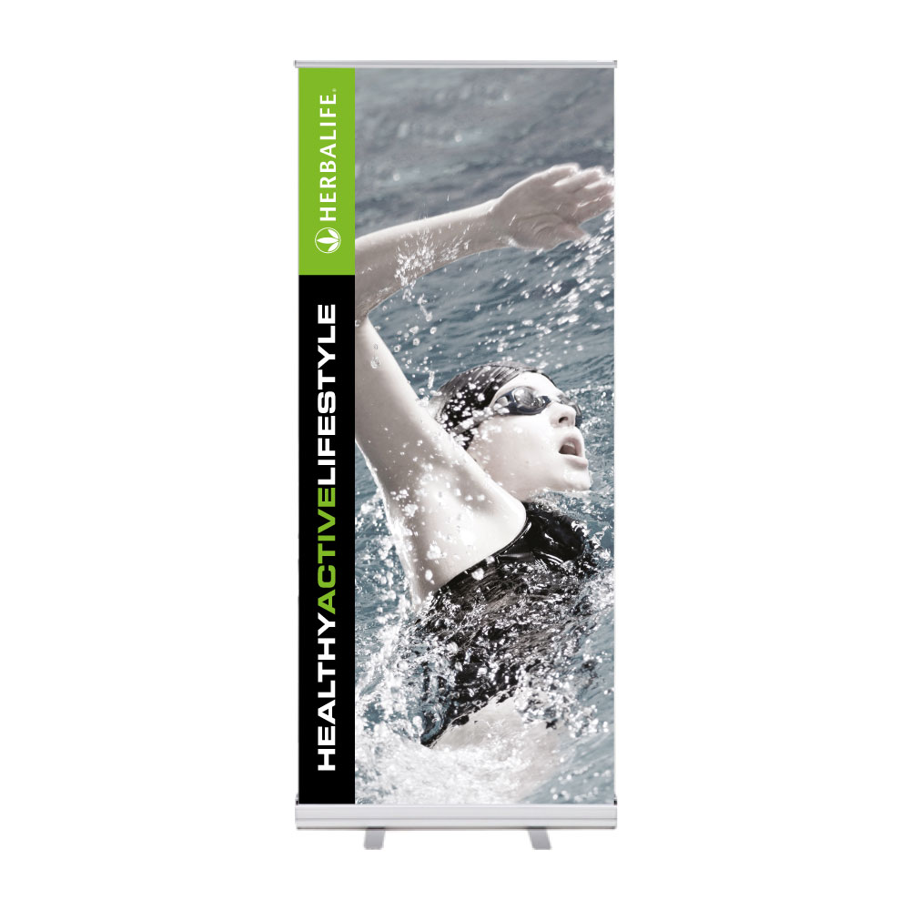 "Roll-Up ""Herbalife HAL Swim"""