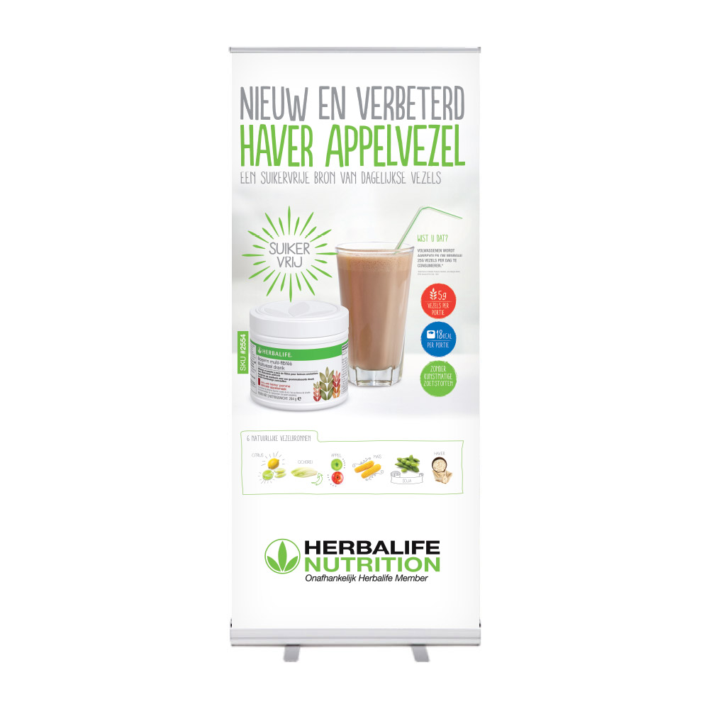 "Roll-Up ""Herbalife OAF SugarFree"""