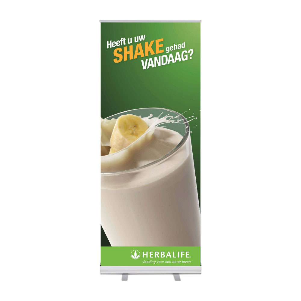 "Roll-Up ""Herbalife Shake Banaan"""