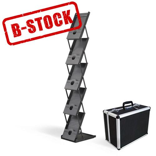Brochurehouder Omnium B-stock (Uitverkocht)