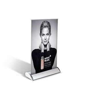 Roll-up banner Mini