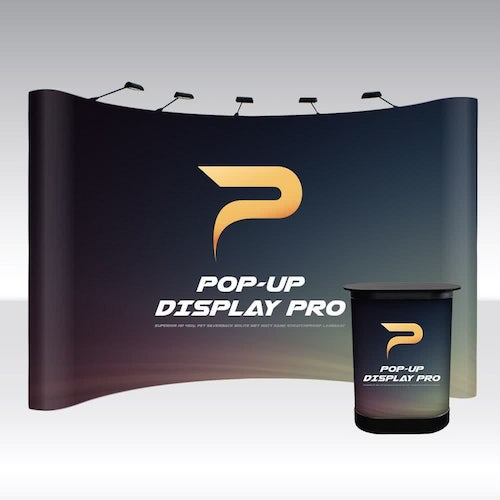 Pop-Up Pro Displays 5x3 Curved