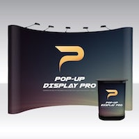 Pop-Up PRO 5x3 Curved