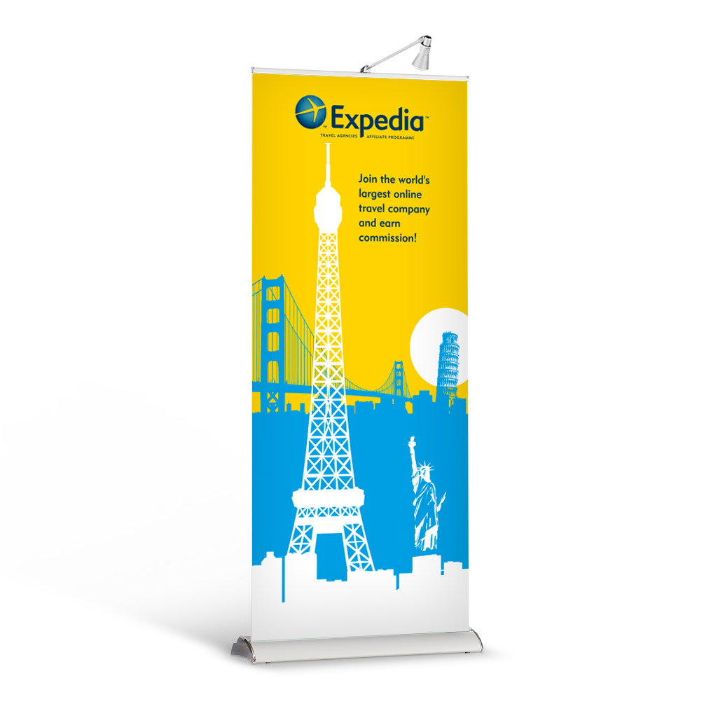 Roll-Up Banner Luxus