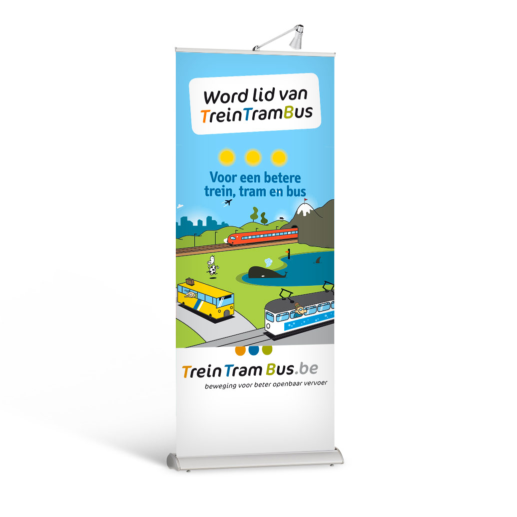 Roll-Up Banner Secret