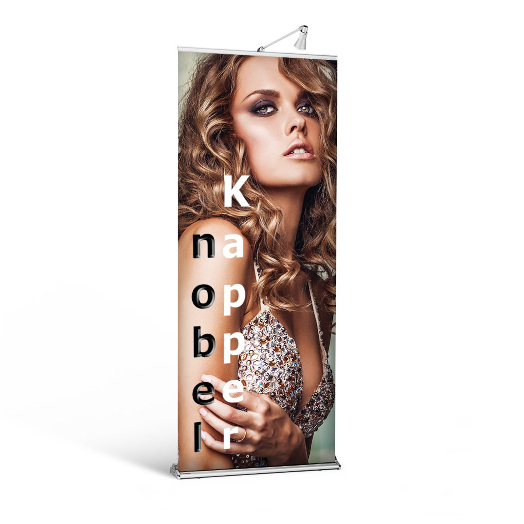 Roll-Up Banner Supreme