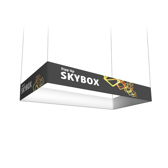 Zipp Up Skybox Rectangle