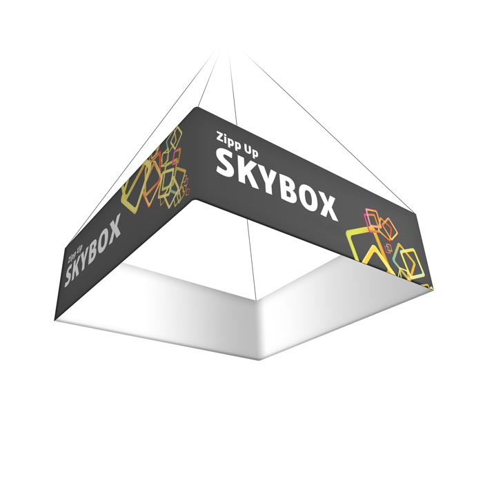 Zipp Up Skybox Square