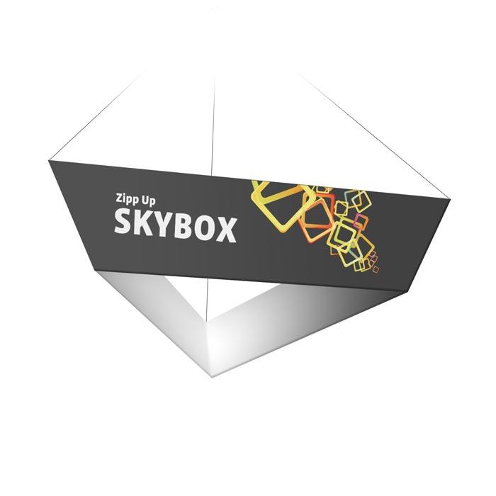 Zipp Up Skybox Tri-Cone