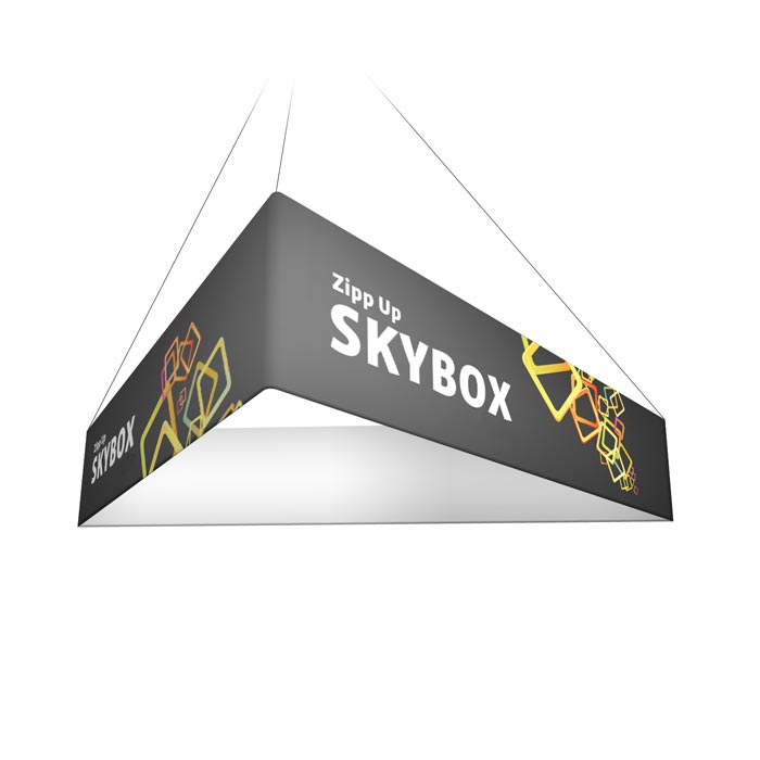 Zipp Up Skybox Triangle