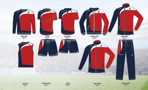 button naar custom made sportkleding