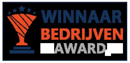 Urnwebshop Winnaar Bedrijven Award 2013 en 2014