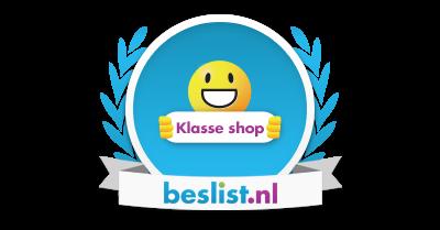 Keurmerk KLASSE SHOP bij beslist.nl
