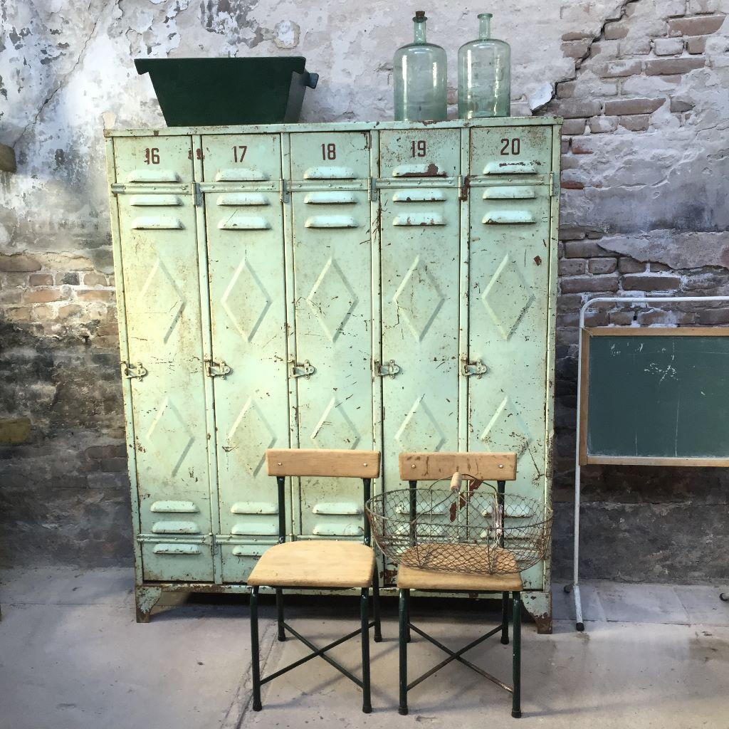 Grijs en Groen - brocante en vintage meubelen en accessoires in ...