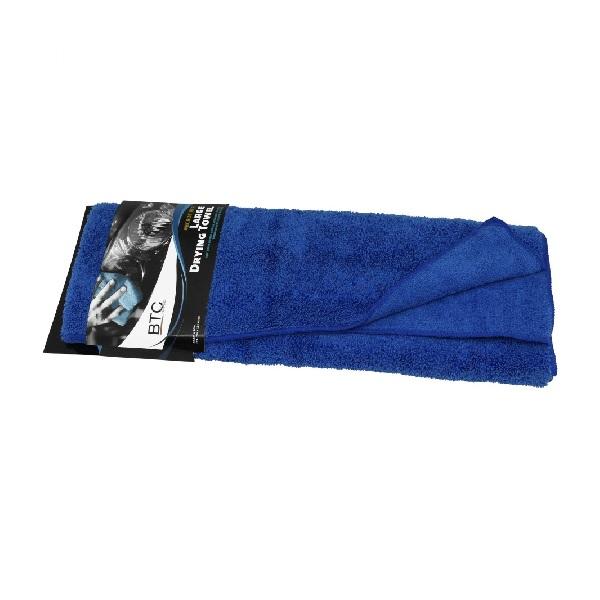 BTC line blue Drooghanddoek XXL