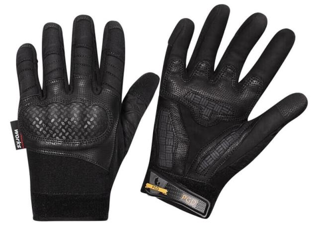 snijwerende handschoenen met knokkelbescherming