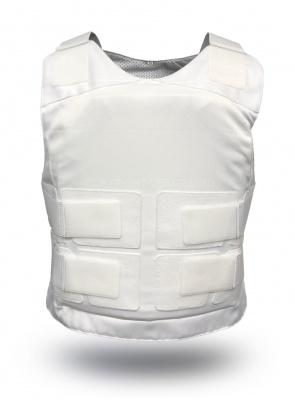 Steek- & naaldwerend discreet paneel vest