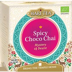 Spicy Choco Chai