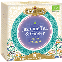 Jasmine Green Tea & Ginger
