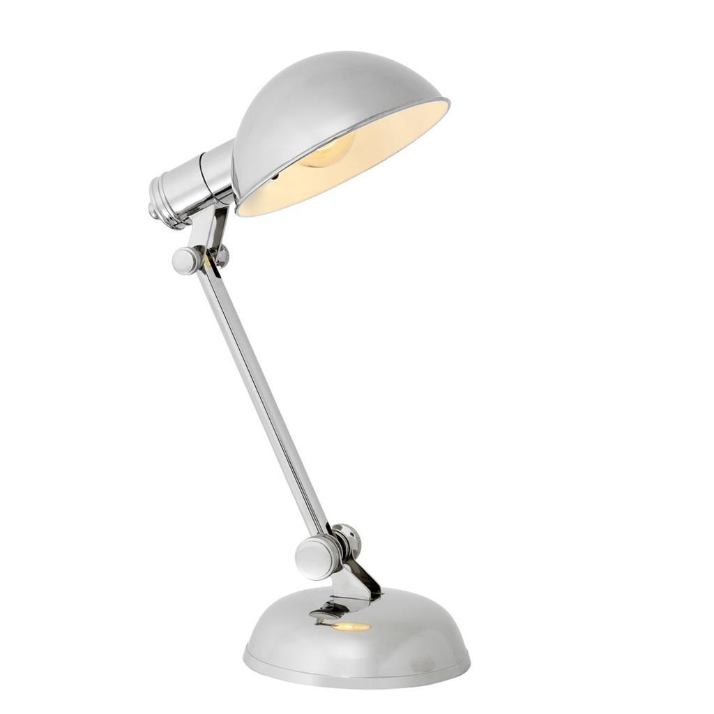 Eichholtz Desk Lamp Navy.