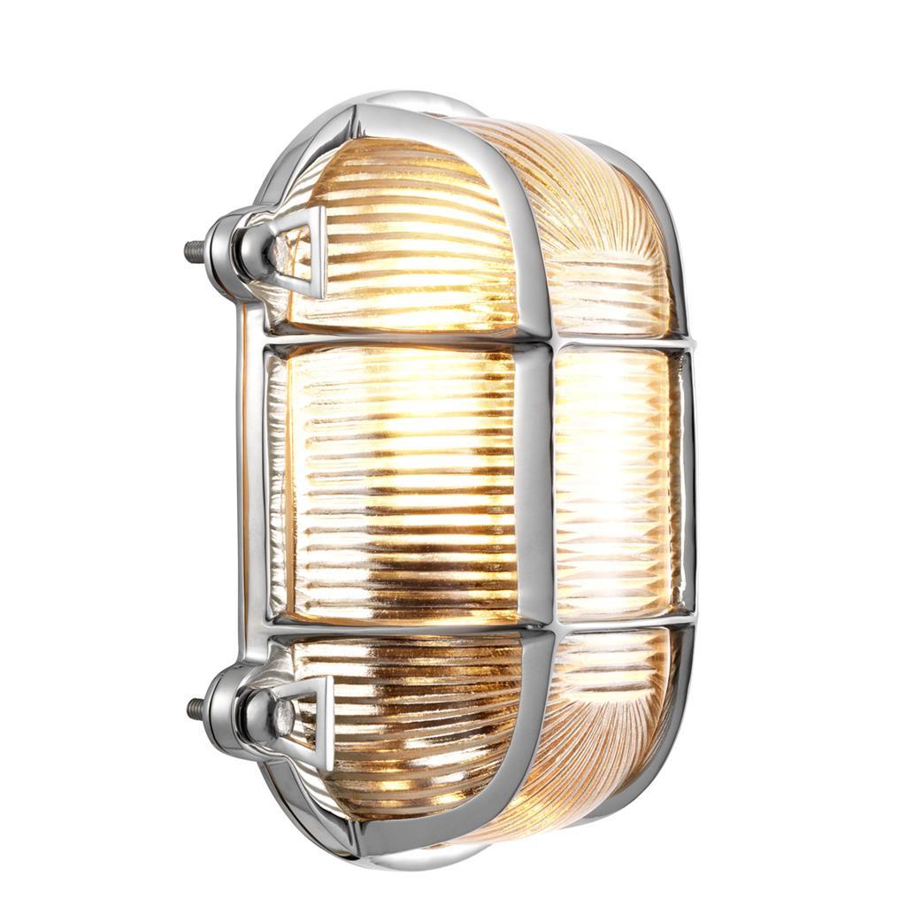 Eichholtz Wall Lamp Aqua L.