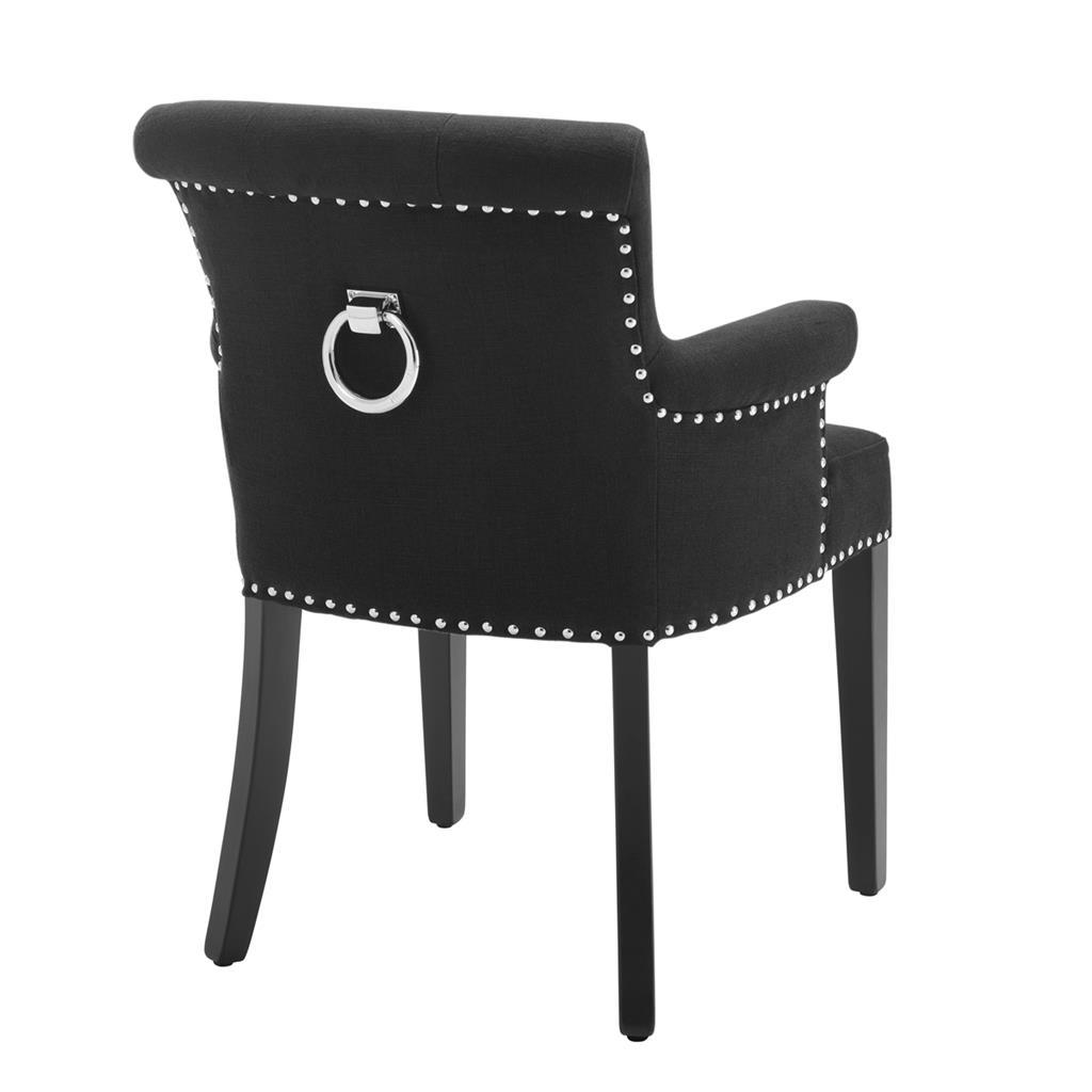 Eichholtz Dining Chair Key Largo with arm.