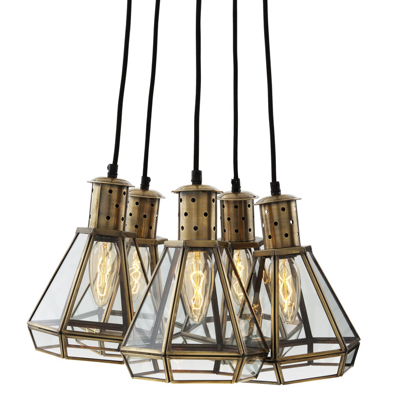Eichholtz Hanging Lamp Polygon