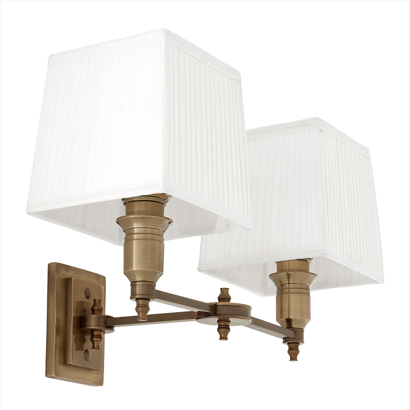 Eichholtz Wall Lamp Lexington Double.