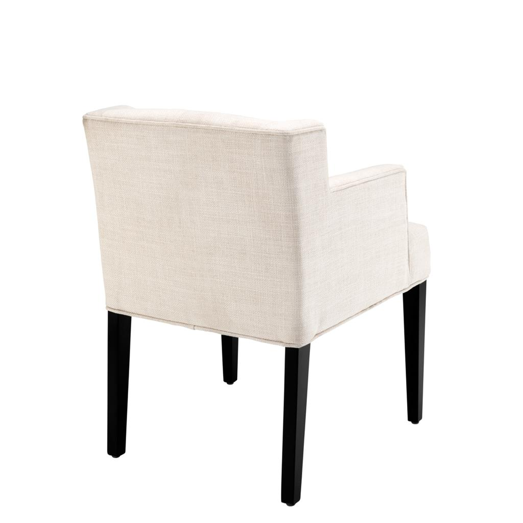 Eichholtz Dining Chair Boca Raton with arm.