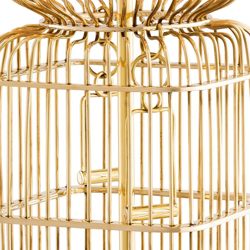 Eichholtz Table Lamp La Cage.