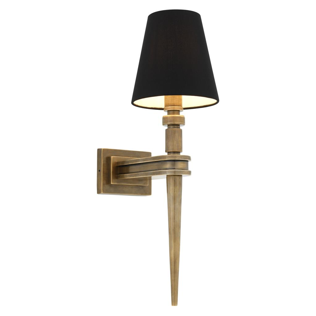 Eichholtz Wall lamp Waterloo Single.