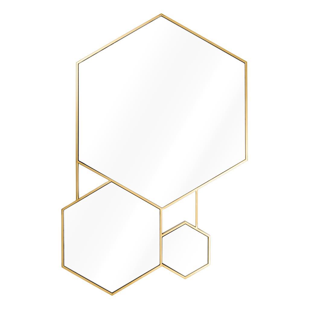 Eichholtz Mirror Hexa.