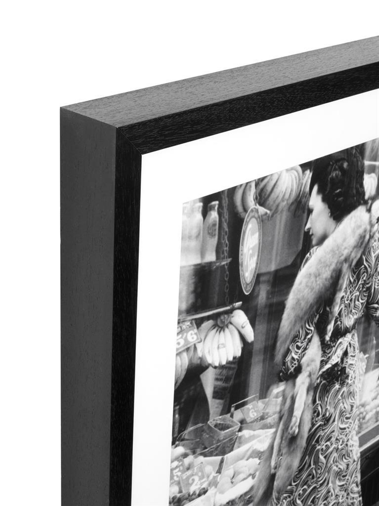 Eichholtz Prints Elegant Woman with Cheetah.