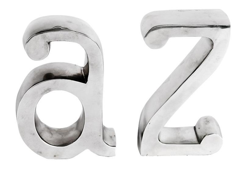 Eichholtz Book End A-Z Set Of 2