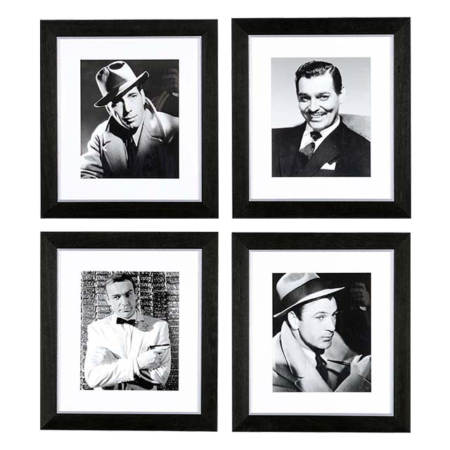 Eichholtz Prints New Cinema Gentlemen Set Of 4