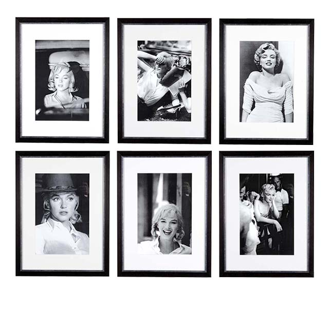 Eichholtz Prints Marilyn Monroe Set Of 6