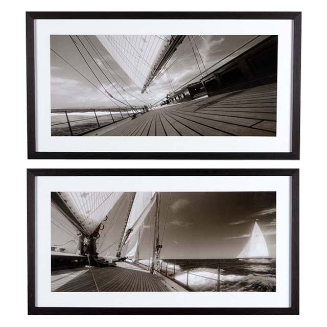 Eichholtz Prints Starboard Side Set Of 2