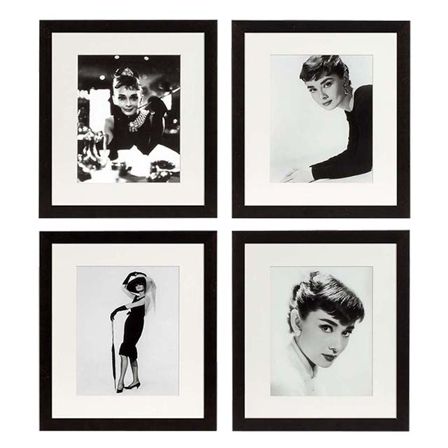 Eichholtz Prints Audrey Hepburn
