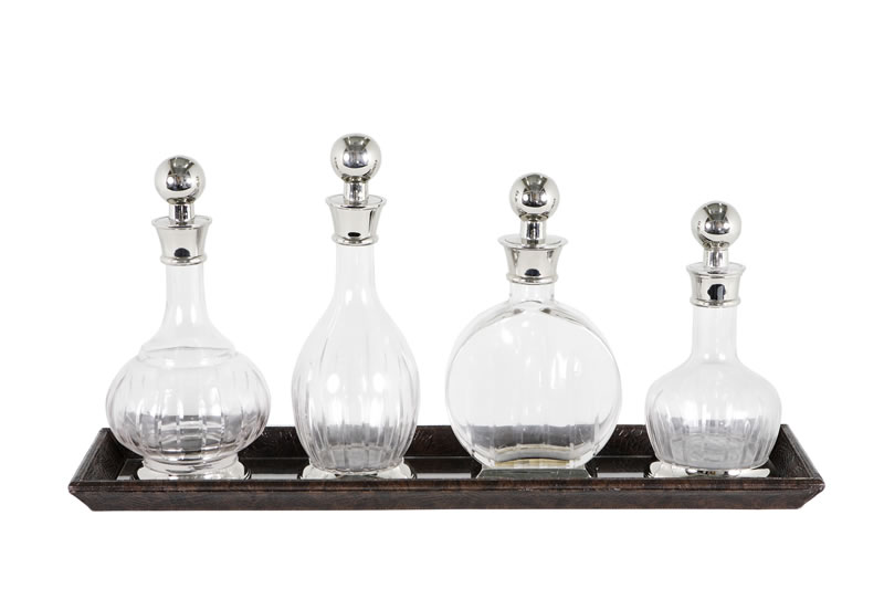 Eichholtz Decanter Armagnac Set Of 4