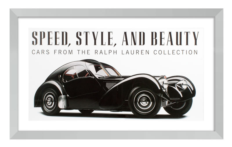 Eichholtz Prints Speed, Style & Beauty