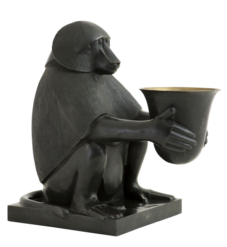 Eichholtz Art Deco Monkey