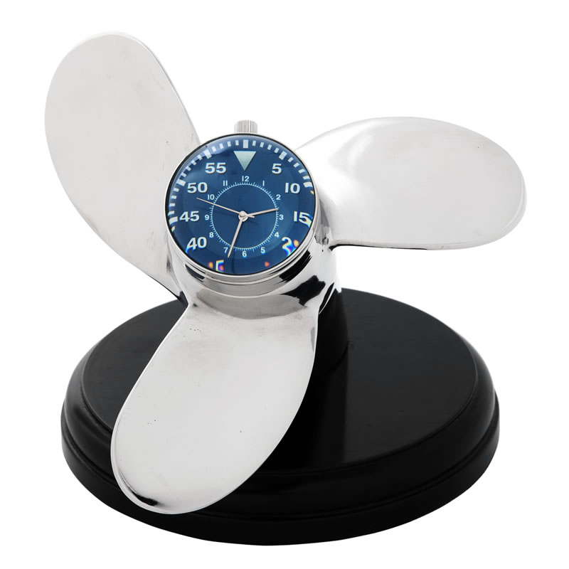 Eichholtz Clock Propellor Hercules