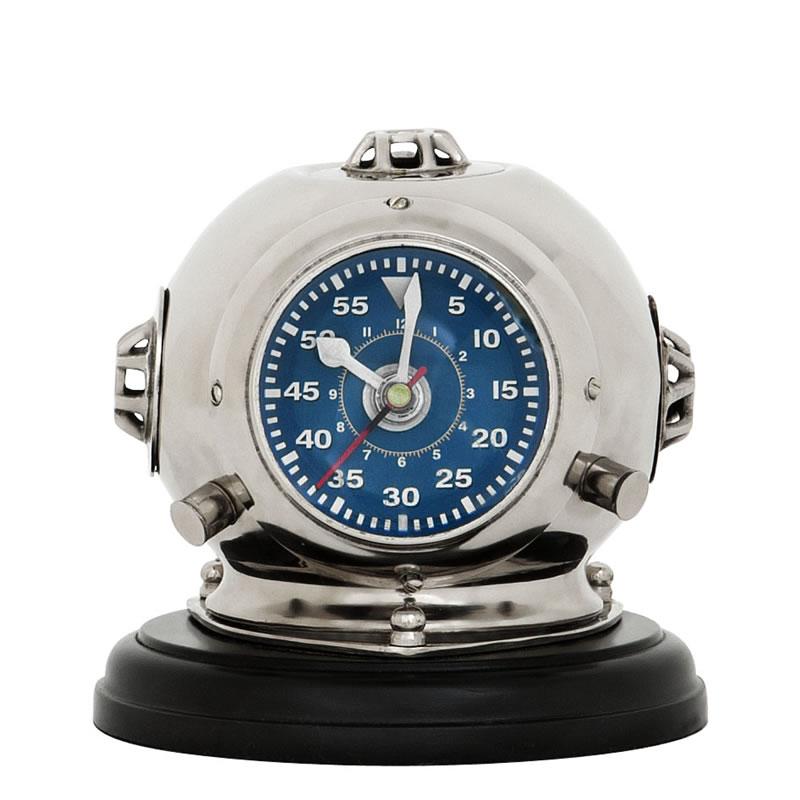 Eichholtz Clock Diving Helmet Odyssey