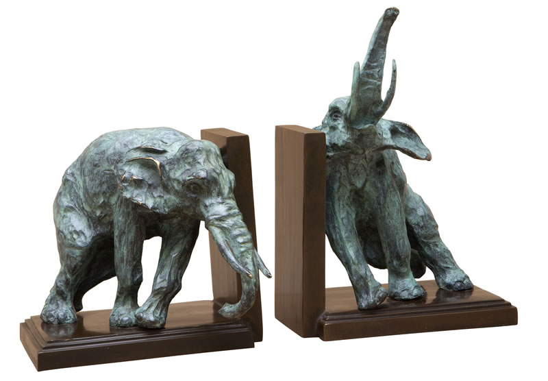 Eichholtz Bookend Lazy Elephant Set Of 2
