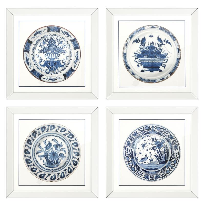 Eichholtz Print Imperial China Set Of 4