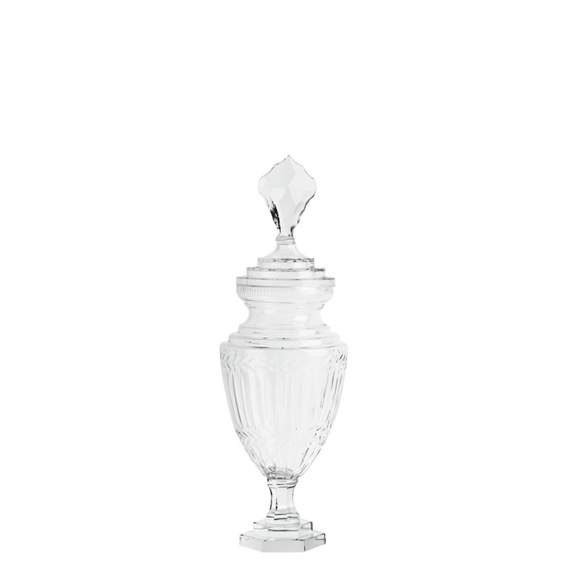 Eichholtz Vase Harcourt Glass S